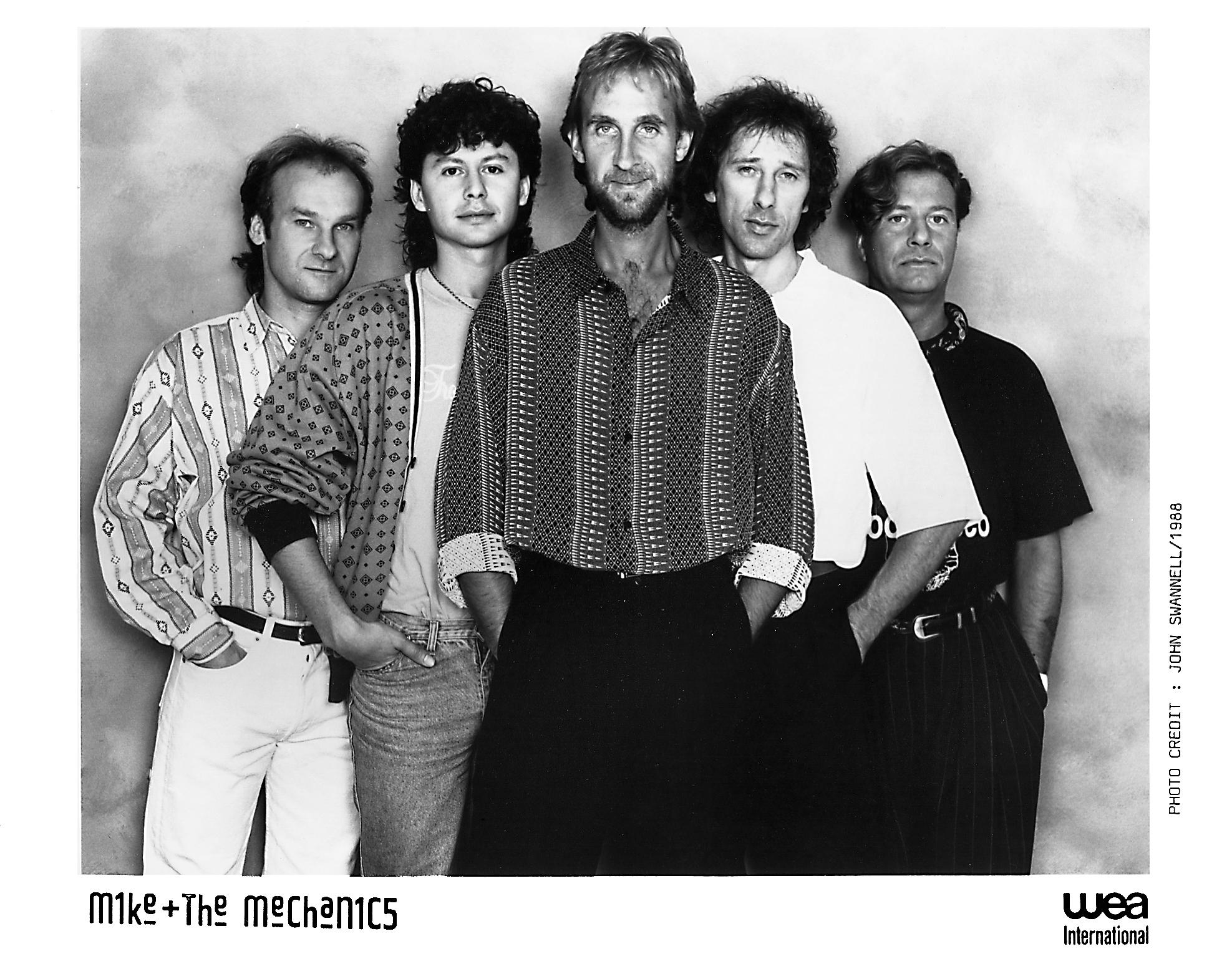 Mike and The Mechanics M1ke + The Mechan1c5 Living Years