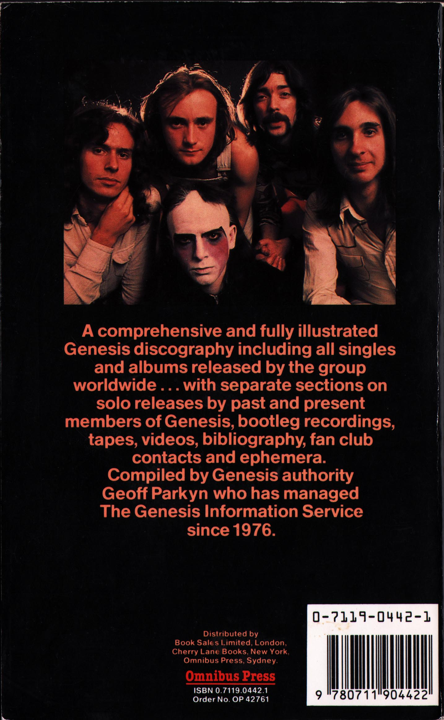 Genesis Turn It On Again