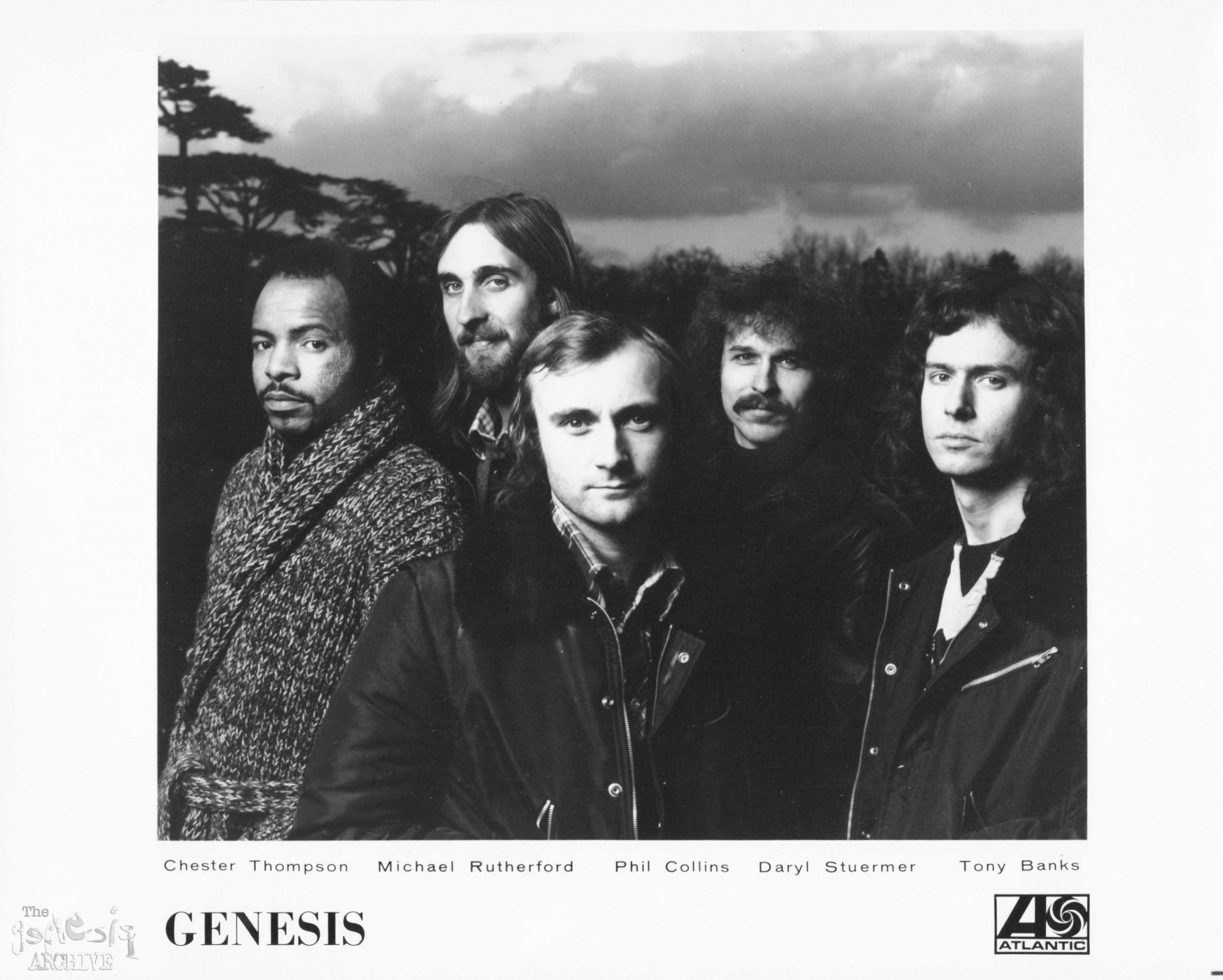 Resultado de imagen de genesis and then there were three