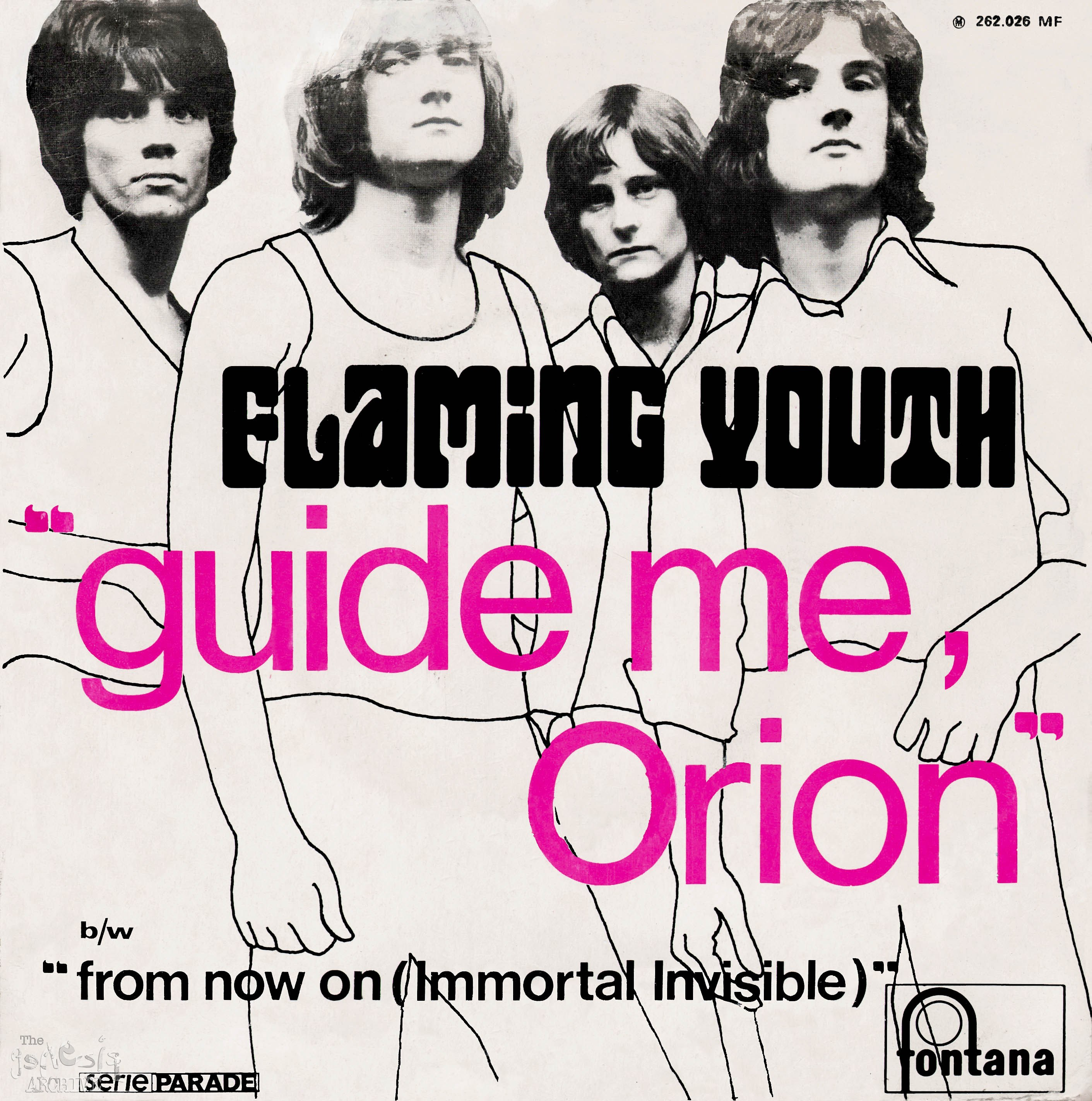 Flaming Youth Guide Me Orion