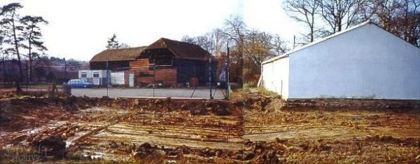 FLF building work © Dale Newman