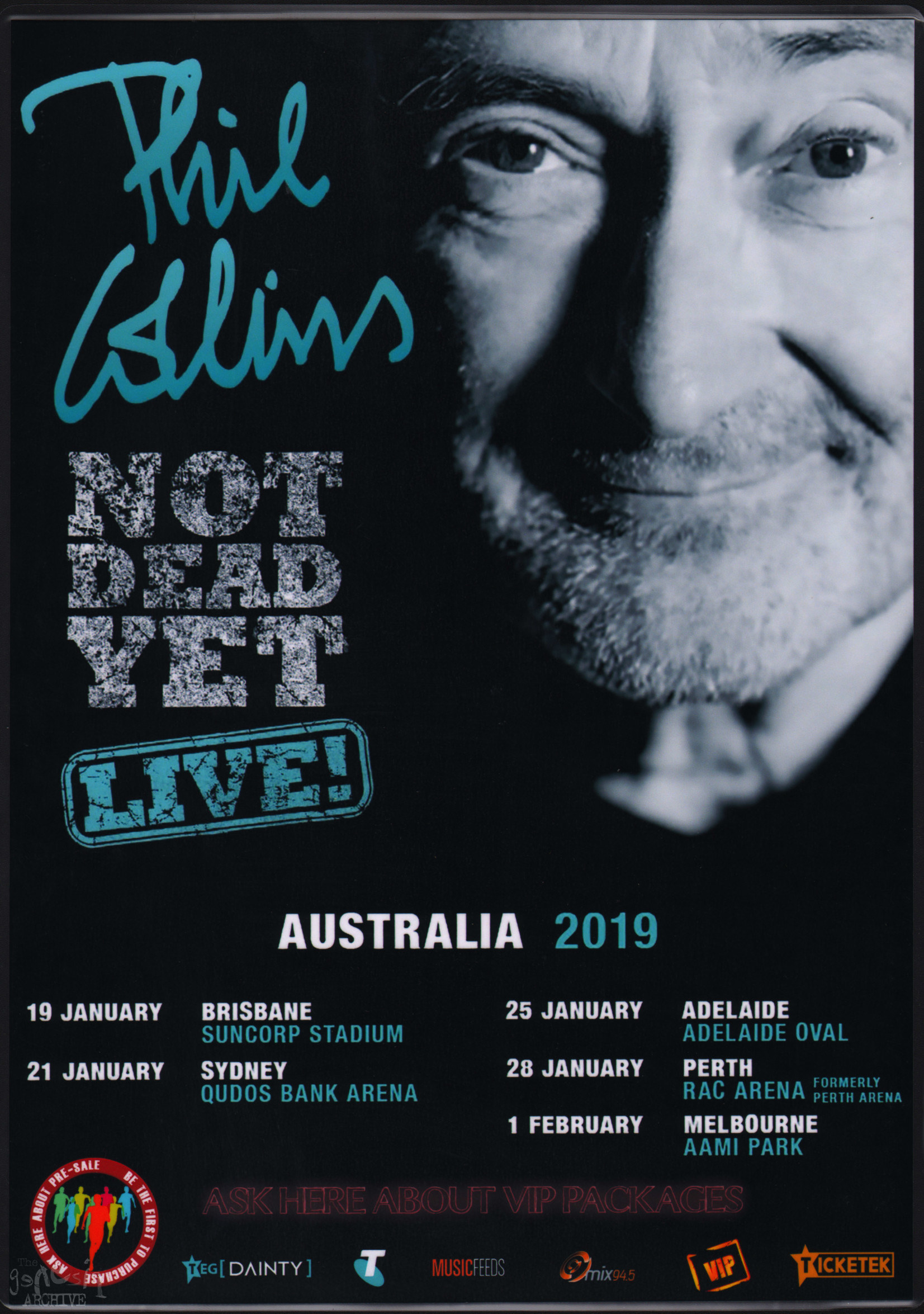 Drake concert dates 2019 in Australia